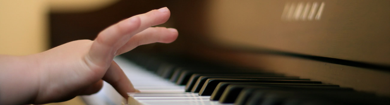 Piano Lessons Private & Individualized